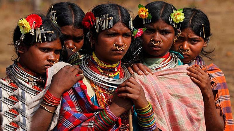 مردم قبیله تریبال