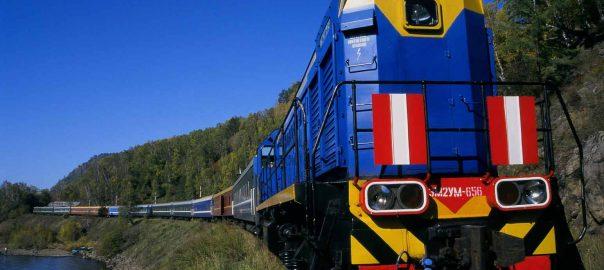 راه آهن سیبری