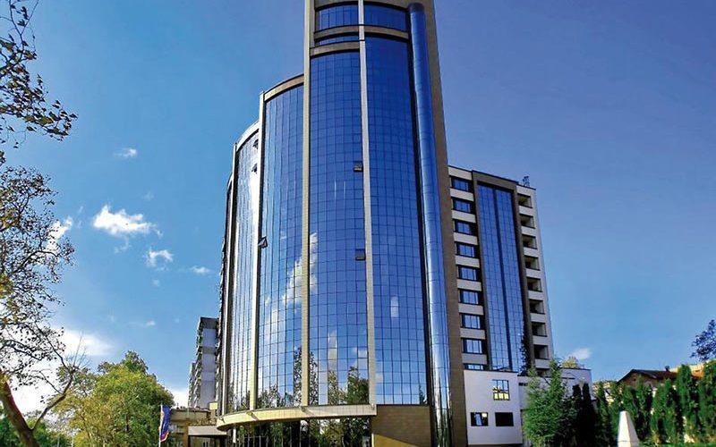 هتل 5 ستاره سوئیس-بل وارنا