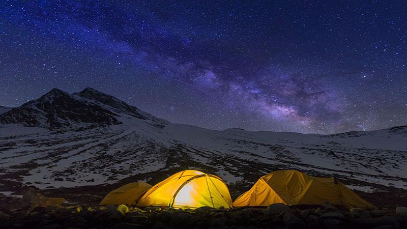 آسمان شب | نپال