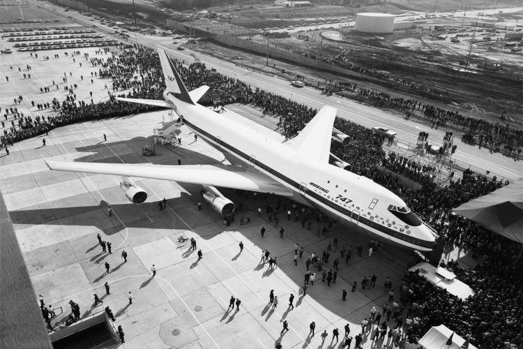 نمونهی اولیه بوئینگ ۷۴۷