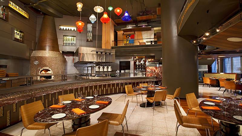 رستوران پرگو