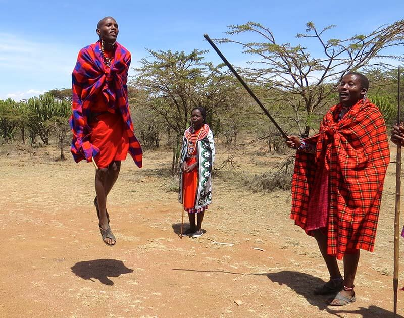 آیین جنگجویی   کنیا
