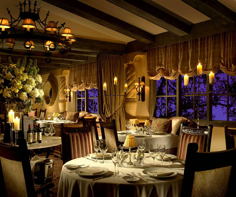 رستوران لوکس | هزینه سفر