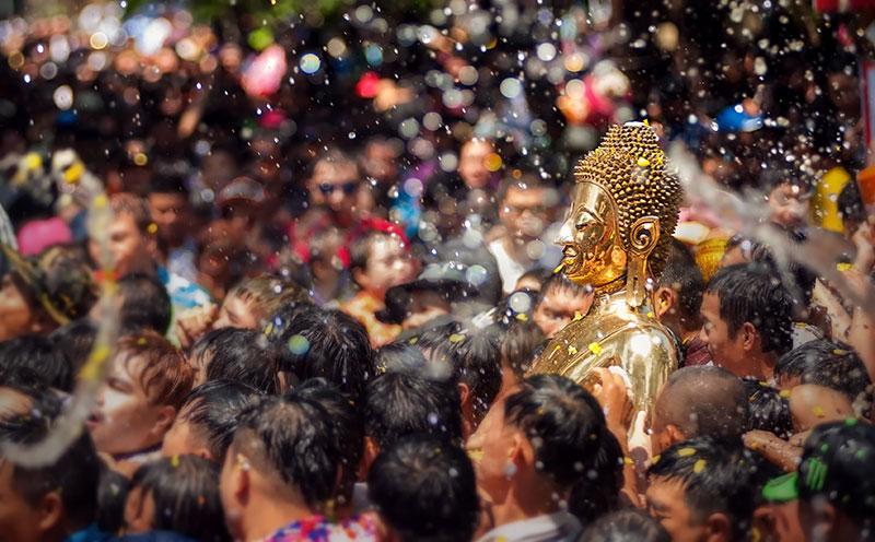 فستیوال سال نو در تایلند