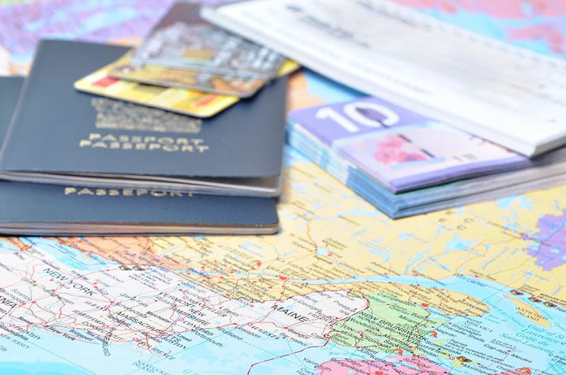 ویزا و پاسپورت روسیه