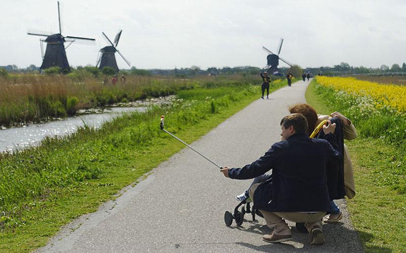 آسیاب بادی هلند