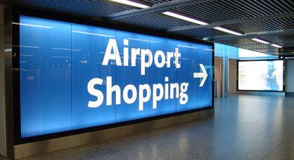 خرید در فرودگاه