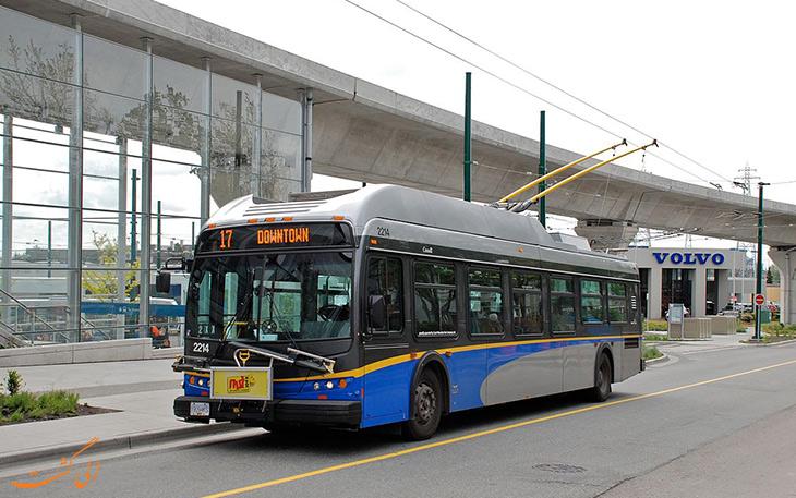 هزینه حمل و نقل در ونکوور