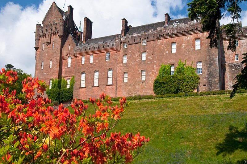 قلعه Brodick