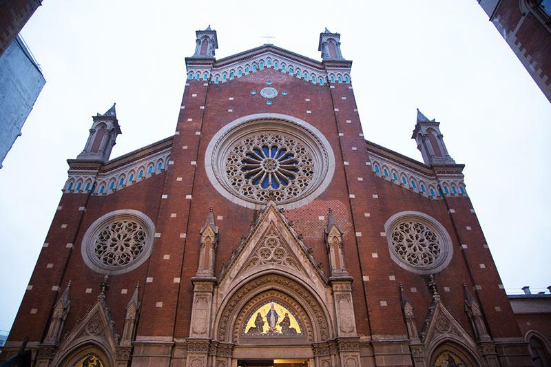 کلیسای سنت آنتونی پادوا
