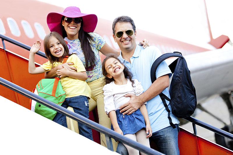 بیمه مسافرتی خانوادگی