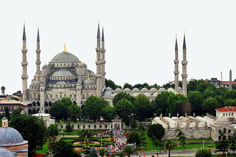 ناحیه سلطان احمد استانبول