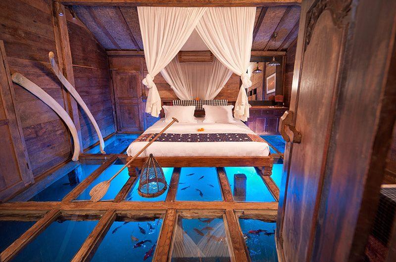 هتل The Glass Floor Udang House