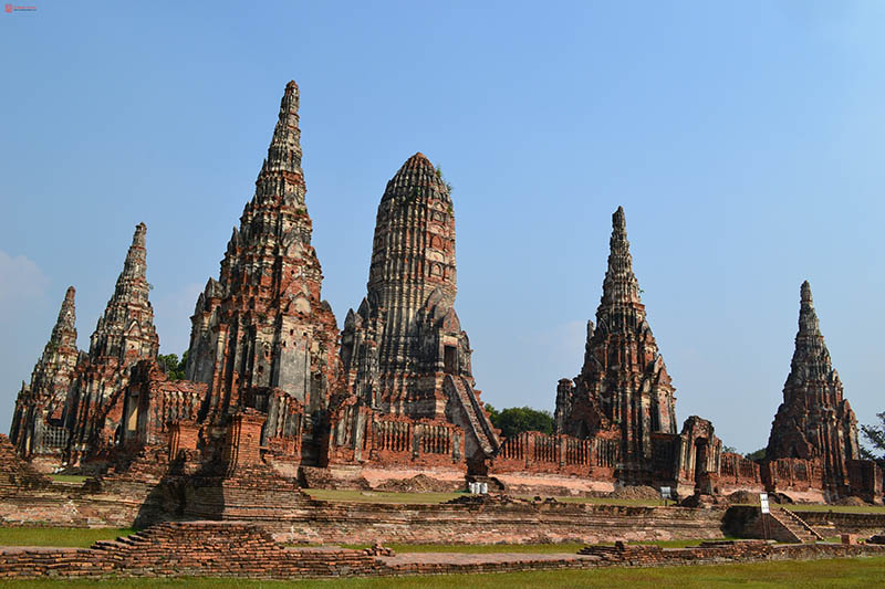 شهر سوخته بانکوک