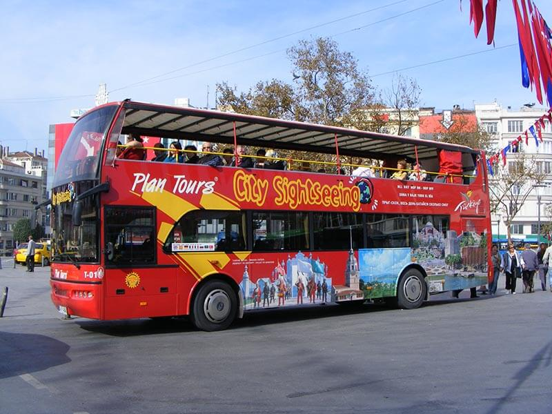 اتوبوس استانبول   سیستم حمل و نقل استانبول