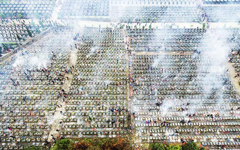 جشنواره کینگ مینگ