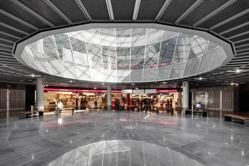 فرودگاه فرانکفورت | بهترین فرودگاه های دنیا