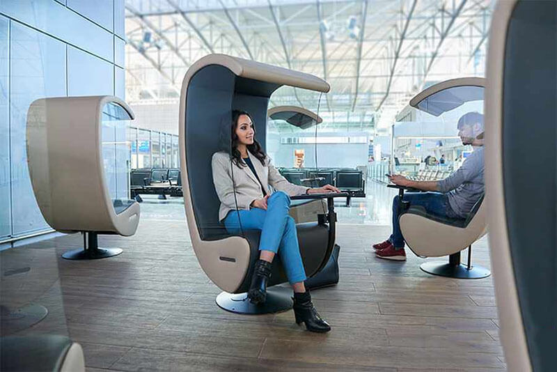 فرودگاه فرانکفورت آلمان