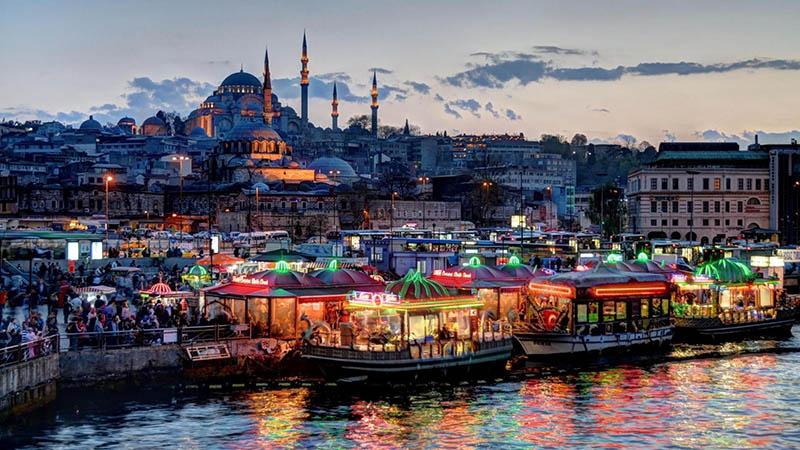 اسکله استانبول   سیستم حمل و نقل استانبول