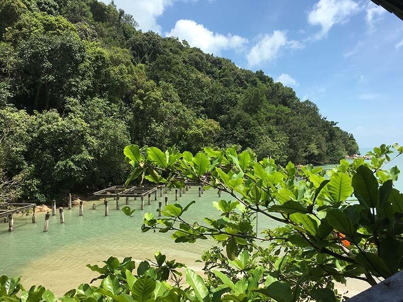 پارک ملی پنانگ در مالزی