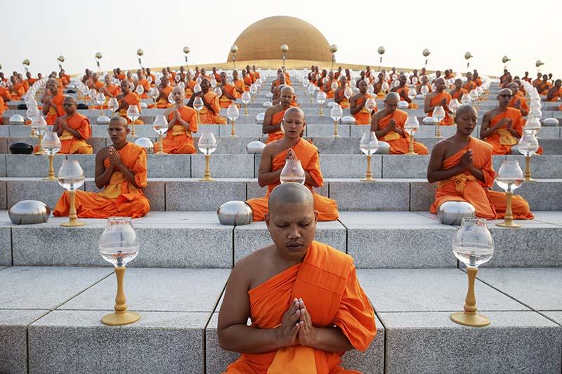 عبادتگاه های تایلند | آداب و رسوم مردم تایلند
