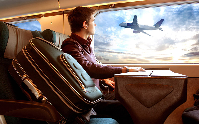 سفر با هواپیما | سفر