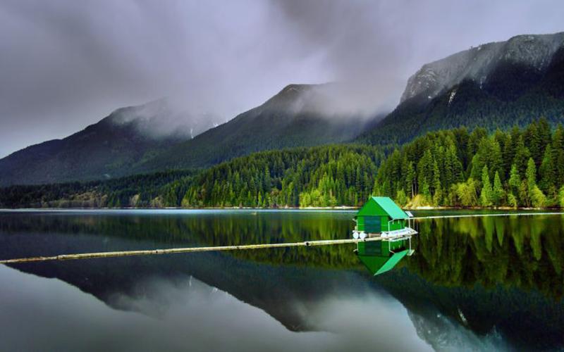 طبیعت ونکوور