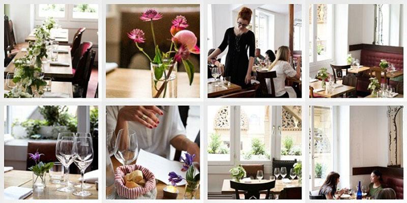 رستوران ورژوس | رمانتیک ترین رستوران های پاریس