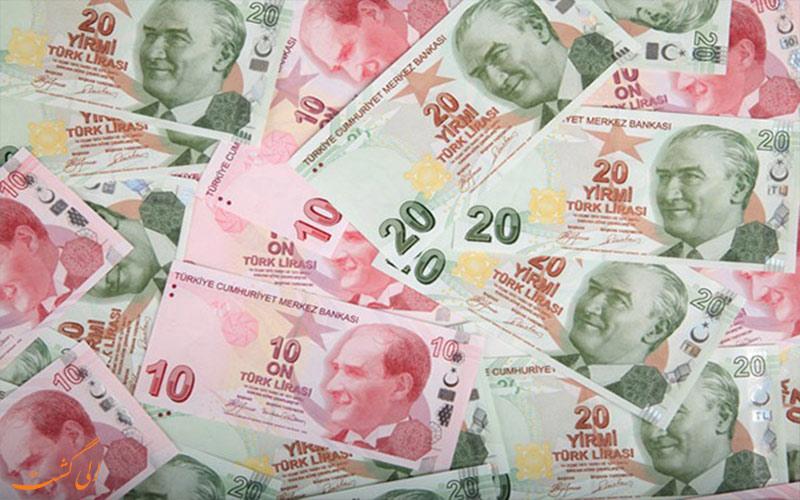 تبدیل ارز در ترکیه