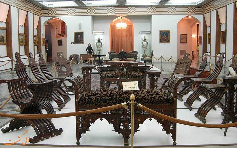 موزه های تهران-کتابخانه و موزه ملک