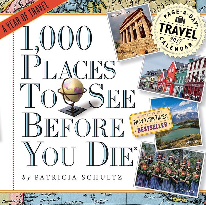 کتاب 1000 مکانی که قبل از مرگ باید ببینید