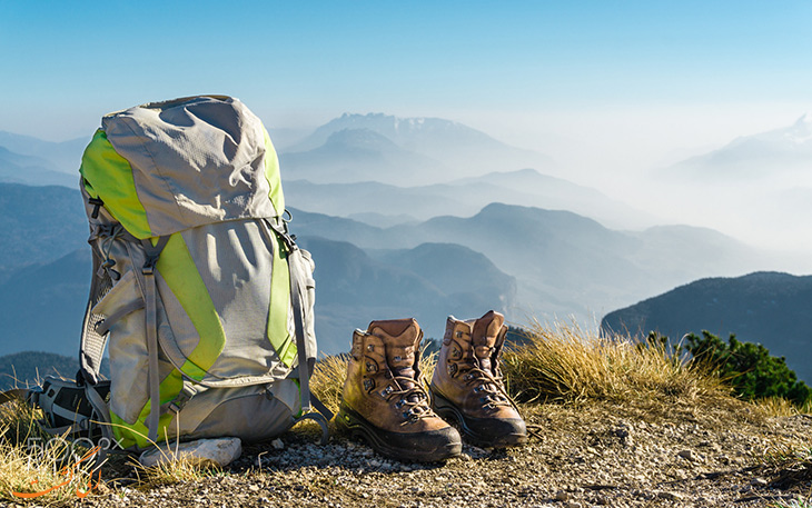 انواع کفش های مناسب کوهنوردی