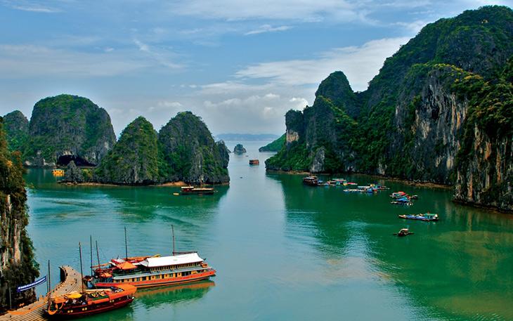 آب و هوای ویتنام