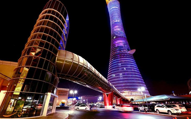 برج اسپایر