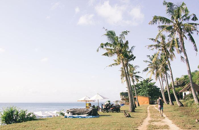 سواحل رویایی بالی | بالنگان