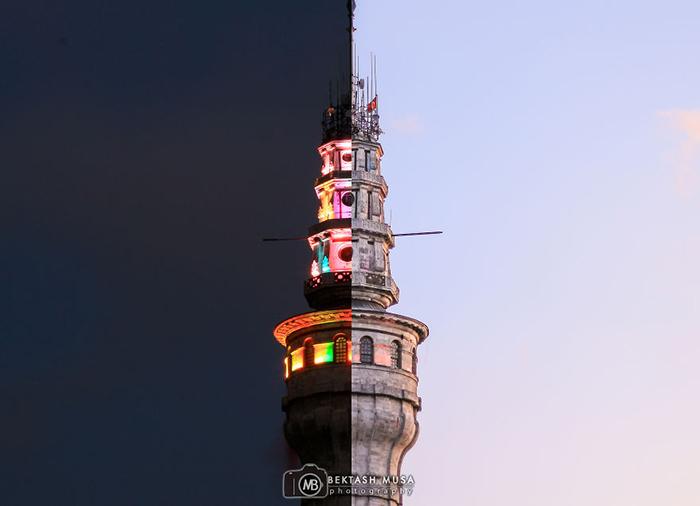 برج Beyazit