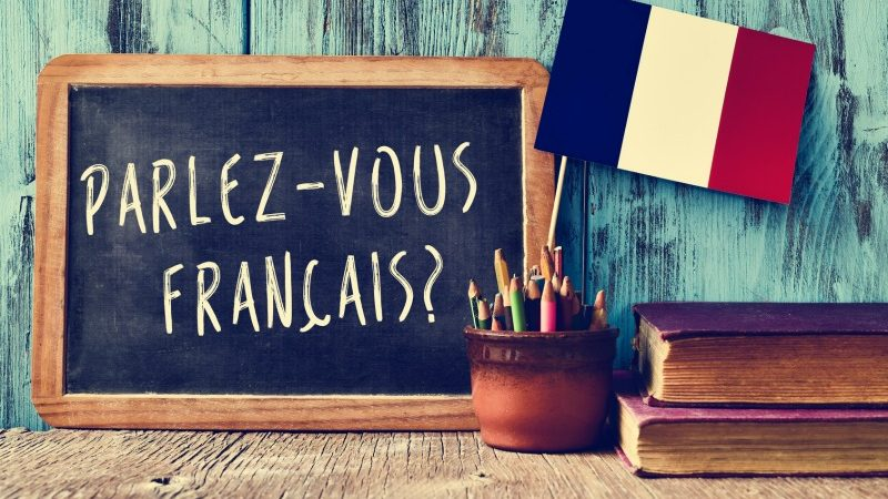 زبان فرانسه