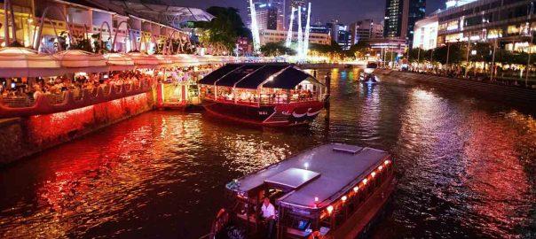 حمل و نقل عمومی سنگاپور