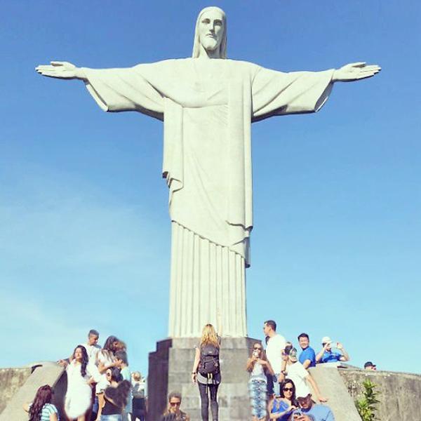 مجسمه مسیح منجی