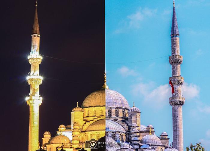 روز و شب استانبول