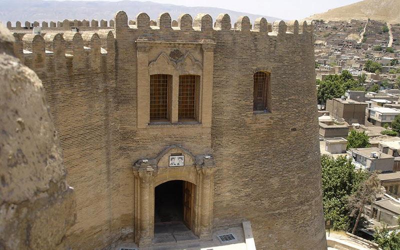 قلعه فلک افلاک