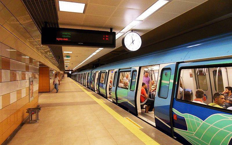 حمل و نقل مترو