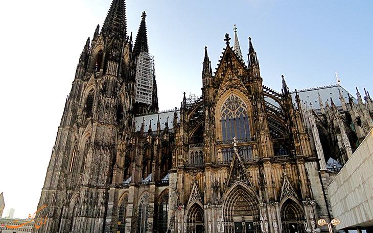 کلیسای Kölner-Dom