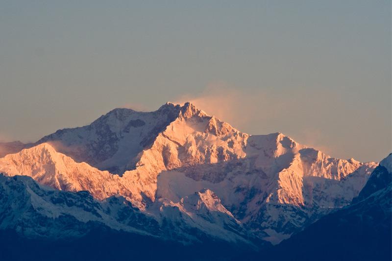 قله کانچنجونگا (Kangchenjunga)