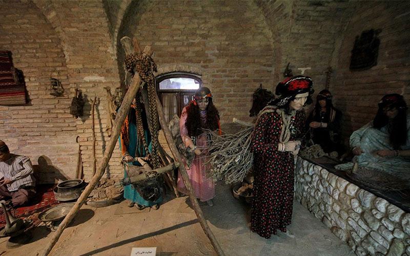 موزه مردم شناسی لرستان