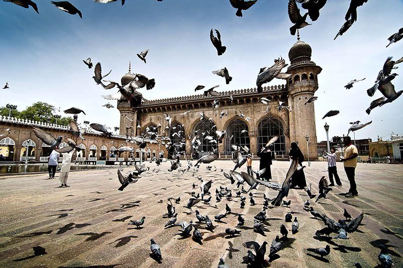 مسجد مکه حیدرآباد