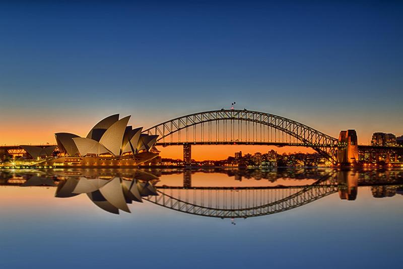 جاذبه های گردشگری سیدنی