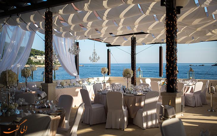 رستوران دریایی تراس