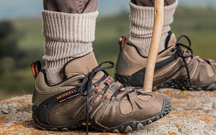کفش کوهپیمایی